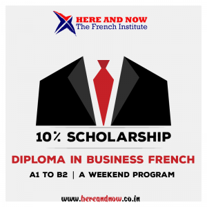 Kalam Scholarship Opportunities | Diploma in Business French