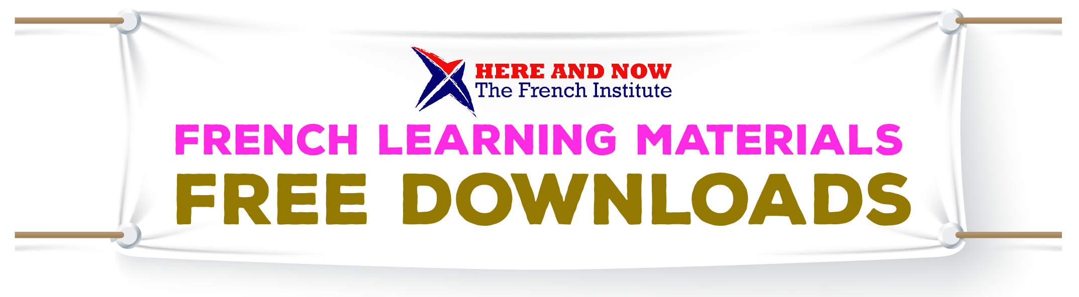 French Free Learning Materials