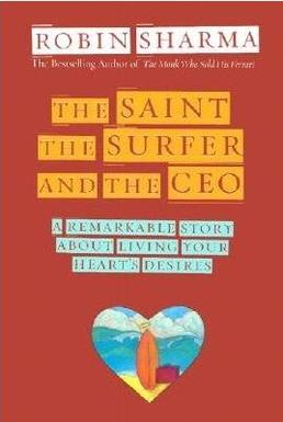 The Saint The Surfer and The CEO