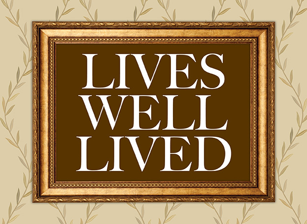 WELL-LIVED LIVES
