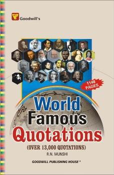 WORLD FAMOUS QUOTATIONS